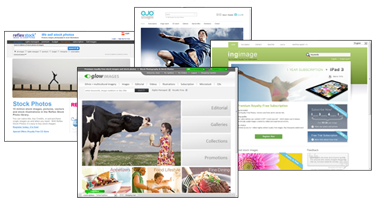 A selection of agents that choose Stock Media Server Professional